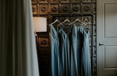 Kylee & Ryan Wedding - Bridesmaid dresses