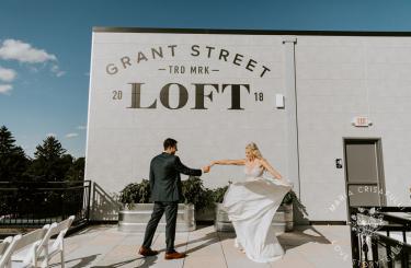 Kylee & Ryan Wedding - Bride and Groom Formals